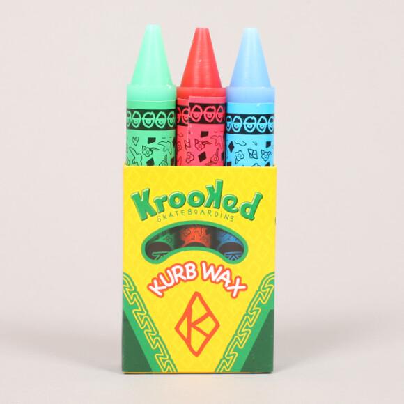 Krooked - Krooked Kurb Wax