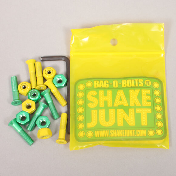 Shake Junt - Shake Junt Screws Yellow