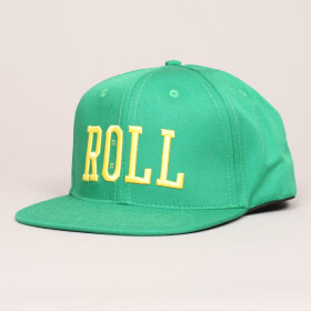 Real - Real Snapback Roll Cap