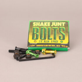 Shake Junt - Shake Junt Bolts Allen Screws
