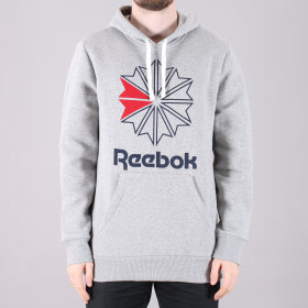 Reebok Classic - Reebok Classic Star Hooded Sweatshirt