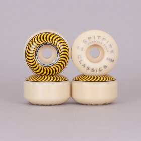 Spitfire - Spitfire Formula Four Classic Yellow D99 Wheels