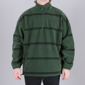 Polar - Polar Striped Fleece Pullover