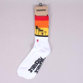 Psockadelic - Psockadelic Psunset Socks