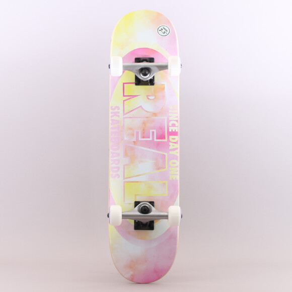 Real - Real Oval Watercolor Samlet Skateboard