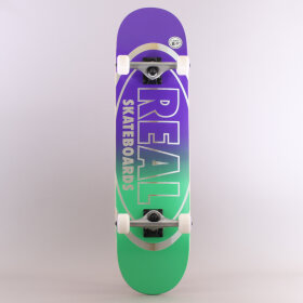 Real - Real Komplet Golden Oval Outliners Skateboard