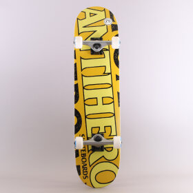 Antihero - Anti Hero Complete Blackhero Skateboard