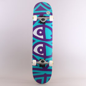 Krooked - Krooked Komplet Bigger Eyes Skateboard