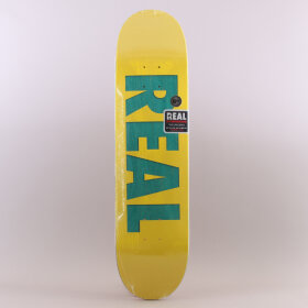 Real - Real Bold Team Series Skateboard